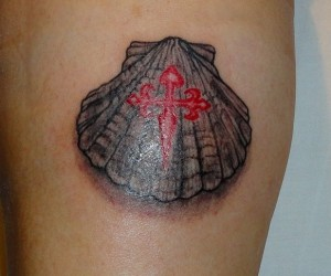 shell tatoo