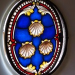 Stained Glass Shells